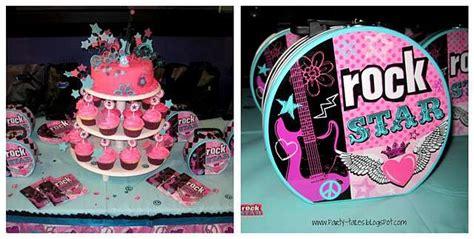 Rocker Girl Rock Star birthday party Birthday Party Ideas   Photo 6 of 8   Catch My Party