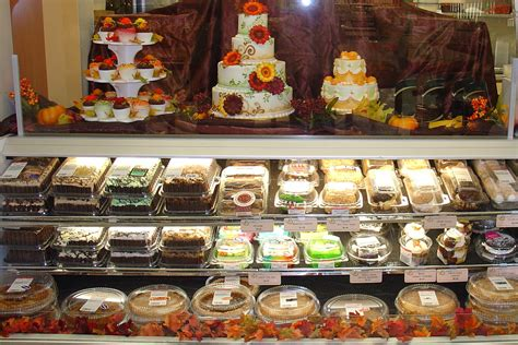 the bakery pin bakery display on