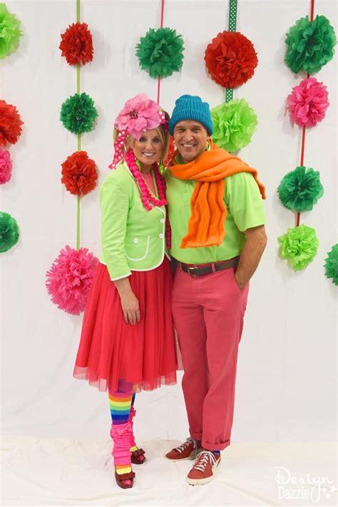church christmas party idea diy whoville grinch themed