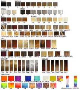 ion color brilliance color chart color brilliance ion color chart ion color brilliance demi