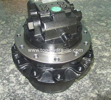 travel motor excavator gm09 travel motor for excavator komatsu pc60 pc75 daewoo