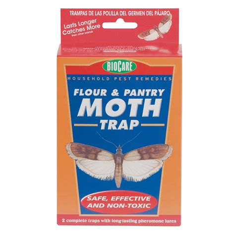 Flour And Pantry Moth Trap biocare flour and pantry moth trap growers international