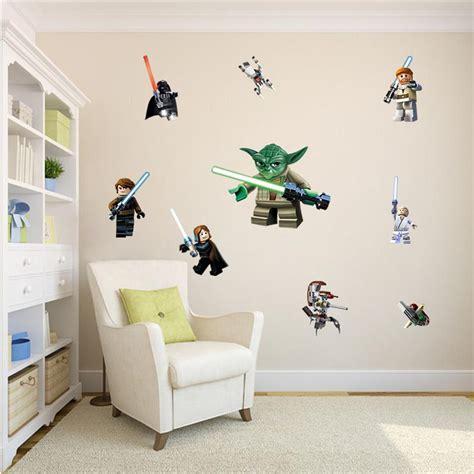 wars lego wall stickers lego wars wall stickers home design