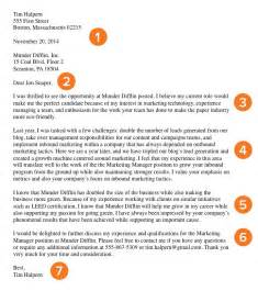 how to write a cover letter that doesn t template