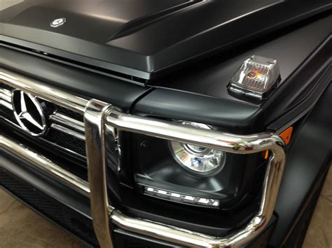 matte finish paint mercedes g63 matte finish xpel paint protection clear