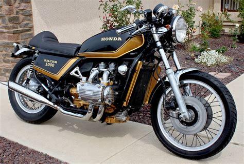 gl1000 cafe racer kit golden gold wing inazuma caf 233 racer