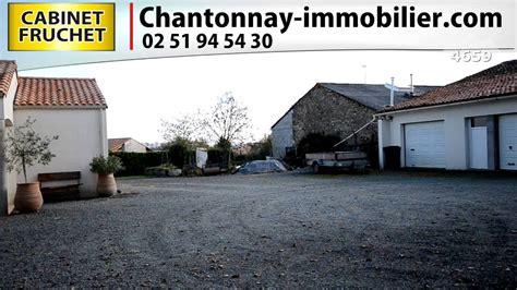 cabinet fruchet chantonnay cabinet immobilier fruchet maison 224 vendre en vend 233 e
