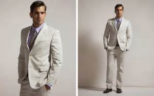 grooms attire for wedding wedding formalwear for your groom khaki linen suit onewed