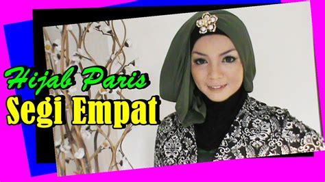 youtube video tutorial hijab segi empat simple hijab tutorial paris segi empat simple by revi 204 youtube