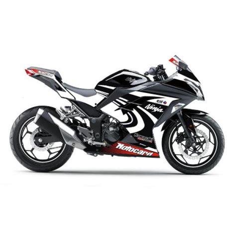 Kawasaki Ninja 250r Aufkleber by Motorradaufkleber Bikedekore Wheelskinzz Kawasaki