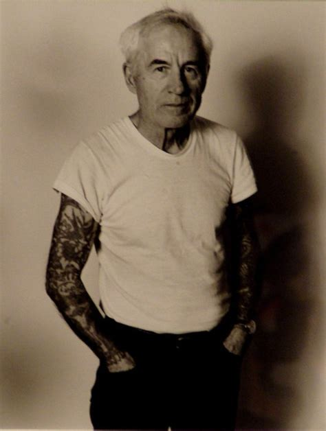 old guys with tattoos with tattoos oldschoolcool