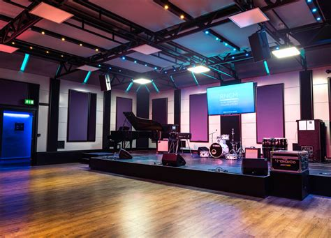 music studio design amadeus aas completes largest ever boxy installation for rncm