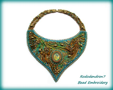 Glosy Flaminggo by Rododendron7 Soutache Zolwie Flamingi Agamy I Inne