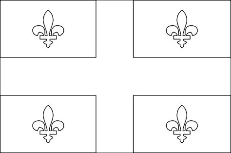 coloring pages quebec china flag coloring page