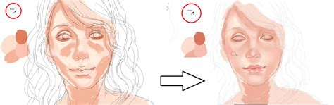 tutorial de pintura no paint tool sai tutorial sai como pintar rosto realista