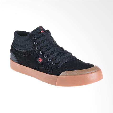 Harga Dc Shoes Evan Smith jual dc evan smith hi s m shoe sneakers pria black gum