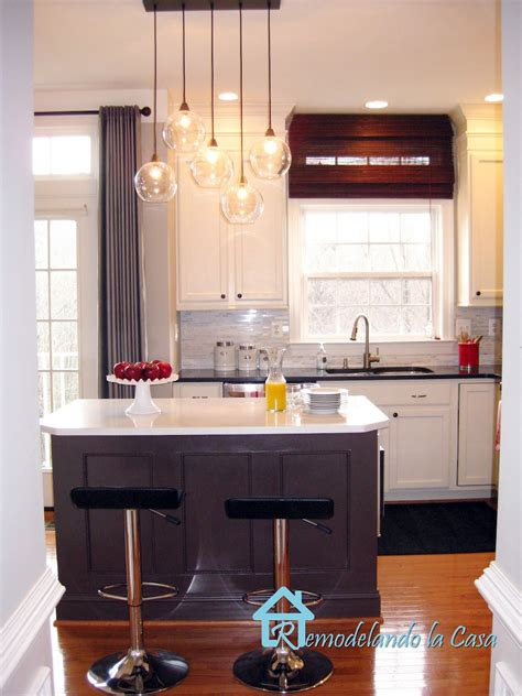 Kitchen Island Makeover Ideas Remodelando La Casa Kitchen Makeover