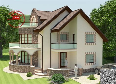 house plans with balcony round balcony house plans an expressive design