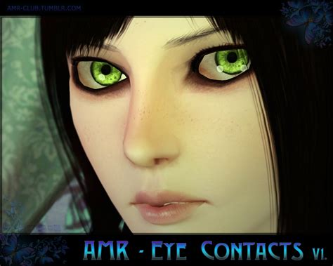Amr The Label my sims 3 amr eye contacts v1 by veritas