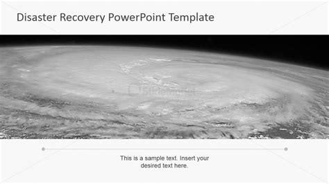 Hurricane Satellite Visual Powerpoint Background Slidemodel Hurricane Powerpoint Template Free