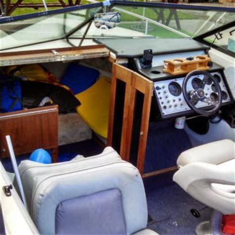 21 feet boat 21 foot boat with cuddy cabin 1985 for sale for 3 800