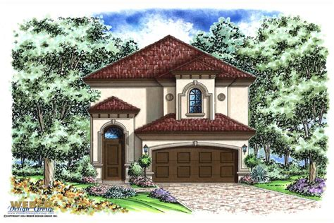 florida home plans with pictures mediterranean modern home