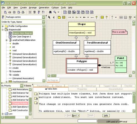 Uml Diagram Exles Java