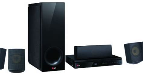 Home Theater 5 1 Satelite Lg lg bh6730s 5 1 channel 3d home cinema system with 4 1000w satellite speaker has been