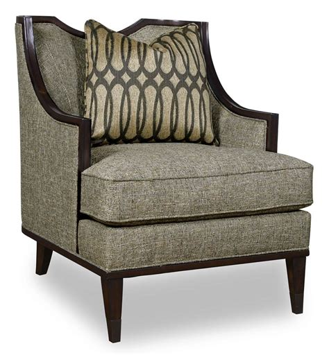 Yellow And Gray Accent Chair by Coaster Accent Chair In A Grey And Yellow Stylish Pattern