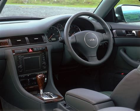 audi a6 allroad 2000 2005 features equipment and