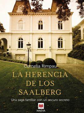 libro la herencia viva de la herencia de los saalberg librera online troa comprar libro