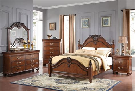 California King Poster Bedroom Sets by Jaquelyn Cherry Cal King Poster Bed From New Classics