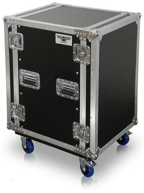 Rack To by R16u 16 Space Heavy Duty Lifier Rack With Casters