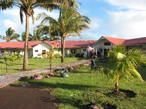 hotels easter island the hotel taha we stayed at for a week picture of
