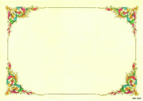cornici pergamene fogli di pergamena centro didattico rodigino