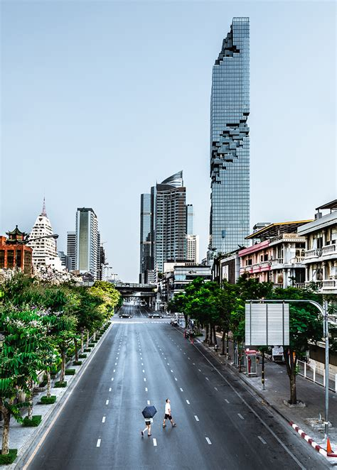 Dining By Design by Mahanakhon By Ole Scheeren Is Thailand S Tallest Building