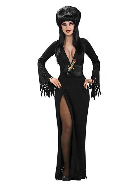 Christmas Movie Decorations Elvira Costume