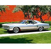 Buick Riviera Silver Arrow I 1963 – Old Concept Cars