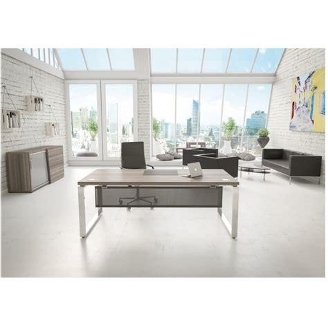 prestige chrome executive desk allard office furniture