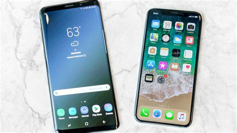 samsung galaxy   iphone  flagship phones compared pcmagcom