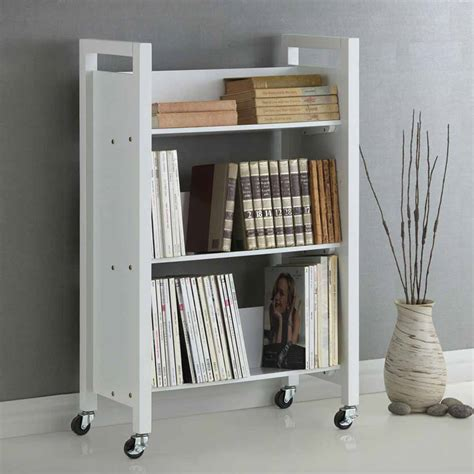 berton 3 tier shelves bookshelf bookcase storage library