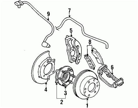 chevy tahoe parts diagram automotive parts diagram images
