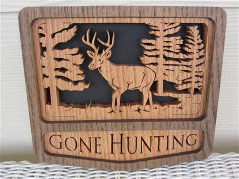 hunting scroll  pattern  chris  lumberjocks