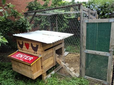 backyard chooks plan to build your own chook house good life permaculture