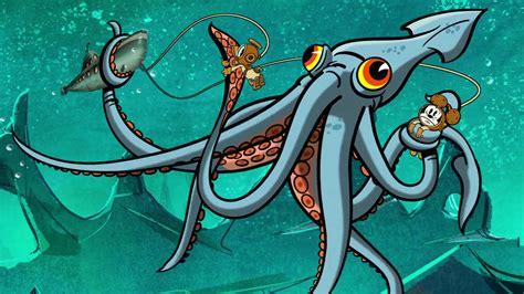 imagenes de tatuajes de kraken el kraken atrapa a mickey mouse krakenbyte novelas y