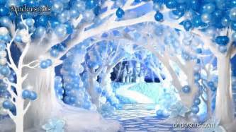 How To Make Winter Wonderland Decorations - winter wonderland party decorations archives decorating of party