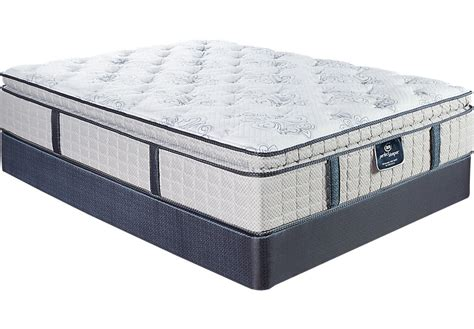 Low Mattress by Serta Sleeper Largo Vista Low Profile