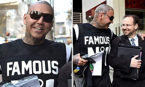 Kaos Taking Back Sunday ex bandidos bikie toby mitchell in custody after