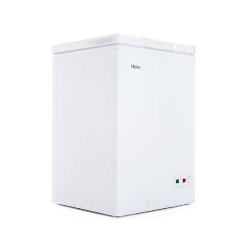 buy haier bd103raa chest freezer bd 103raa white marks electrical