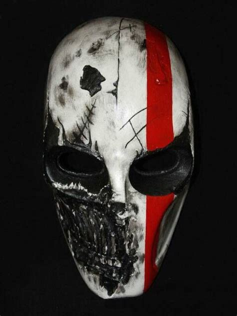 7 Cool Masks by Army Of Two Airsoft Paintball Gun Rios Costume Mask